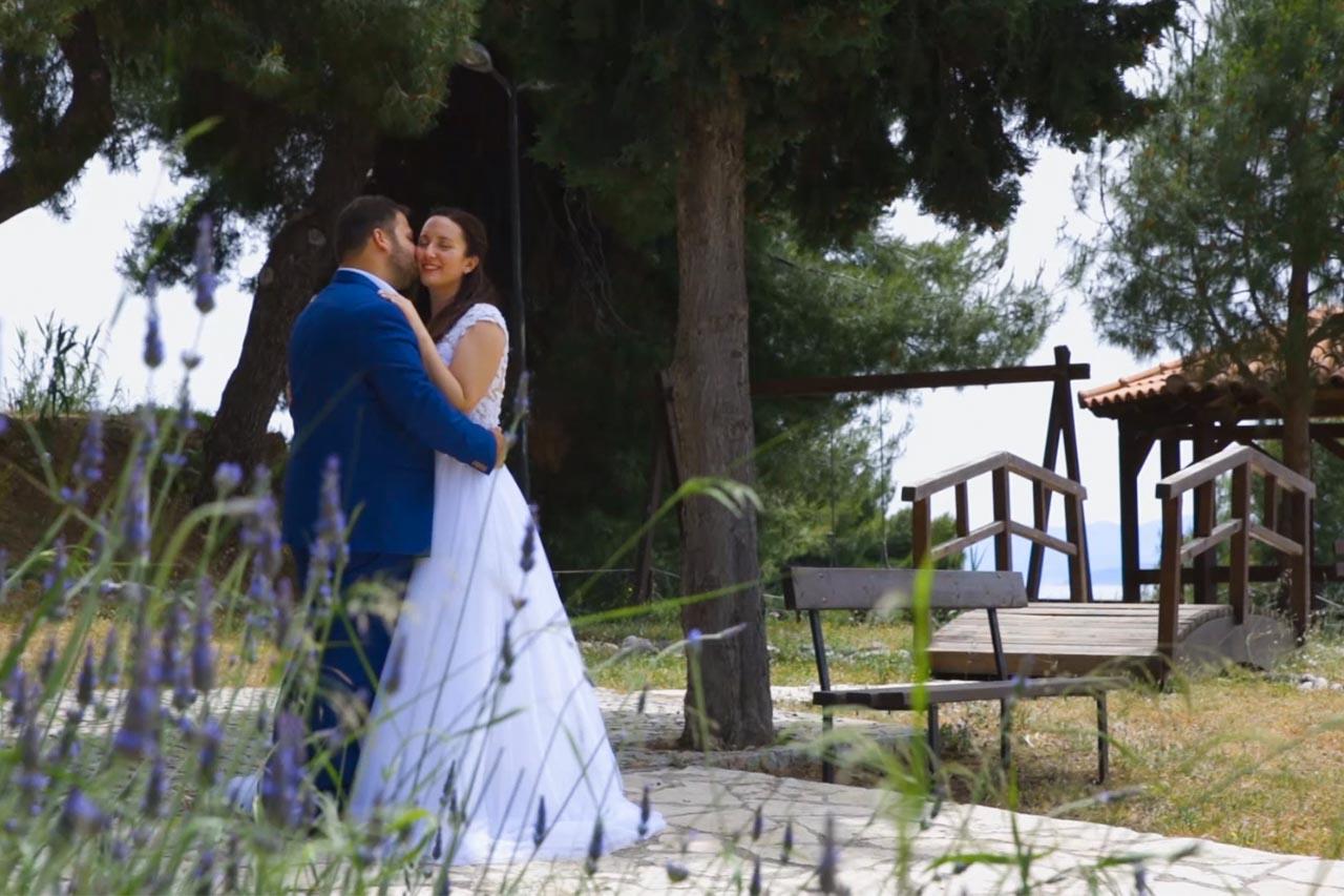 Λάμπρος & Δόμνα, Wedding Videography
