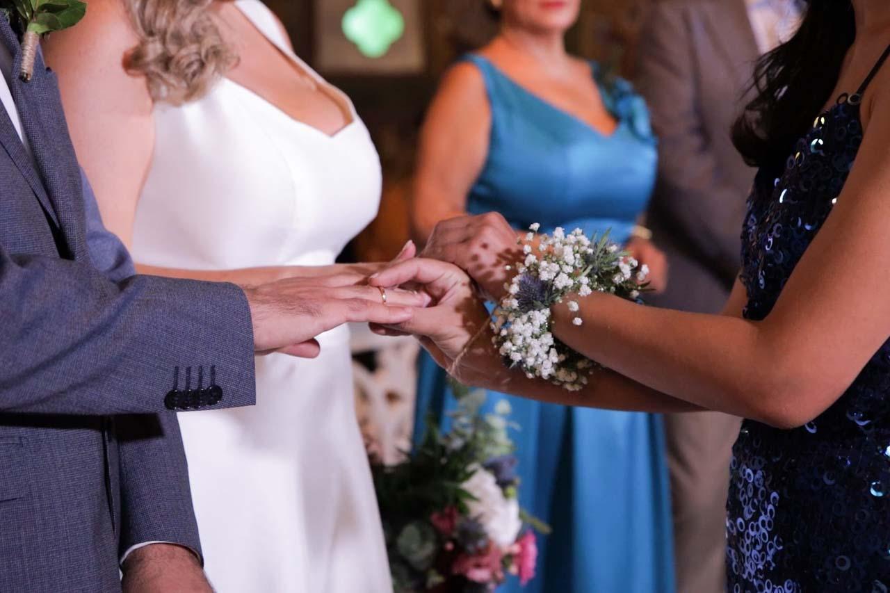 Κατερίνα & Δημήτρης, Γάμος στον Άγιο Κωνσταντίνο