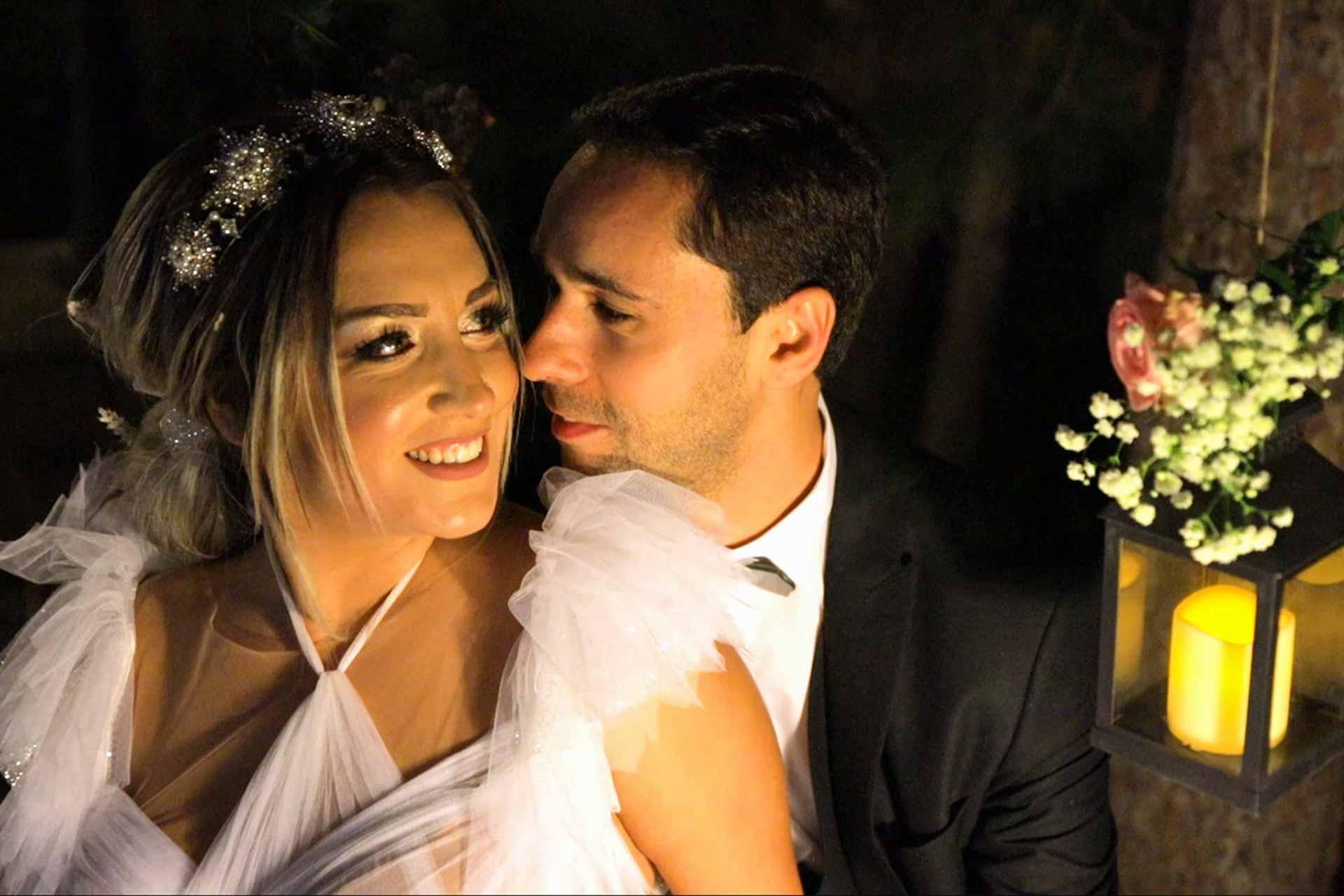 Λεωνίδας & Νίκη, Βιντεοσκόπηση Γάμου